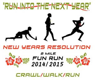 New Years Run